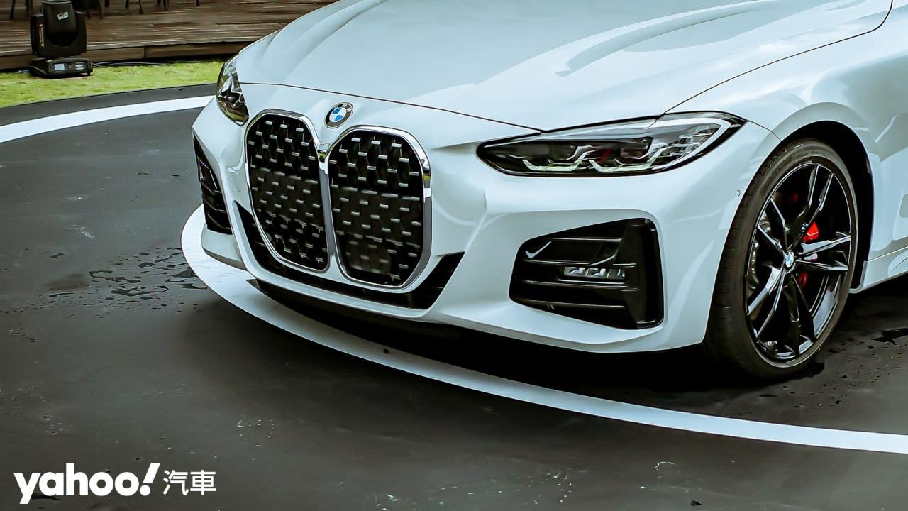 全集中呼吸法-肺之呼吸!2021 BMW 4-Series 236萬起登台上市!