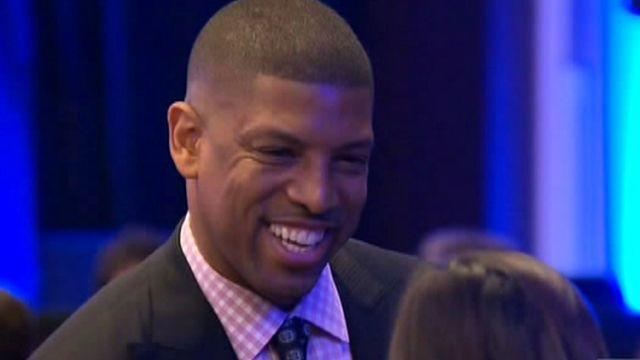 Former NBA player hopes to change the game of education