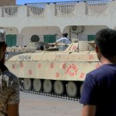 Libyan forces push into last IS-held areas of Sirte