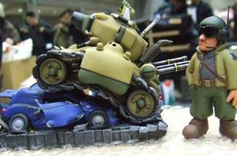 Metal Slug model to drool over