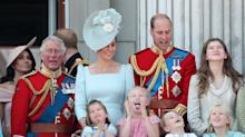 Prince George Couldn't Stop Giggling for His Granddad Prince Charles' 70th Birthday Photo