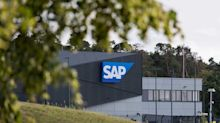 SAP Stock Shows Rising Strength Amid An Executive Shift, Mixed Earnings
