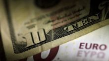 Dollar falls as some central banks outside U.S. hold rates steady