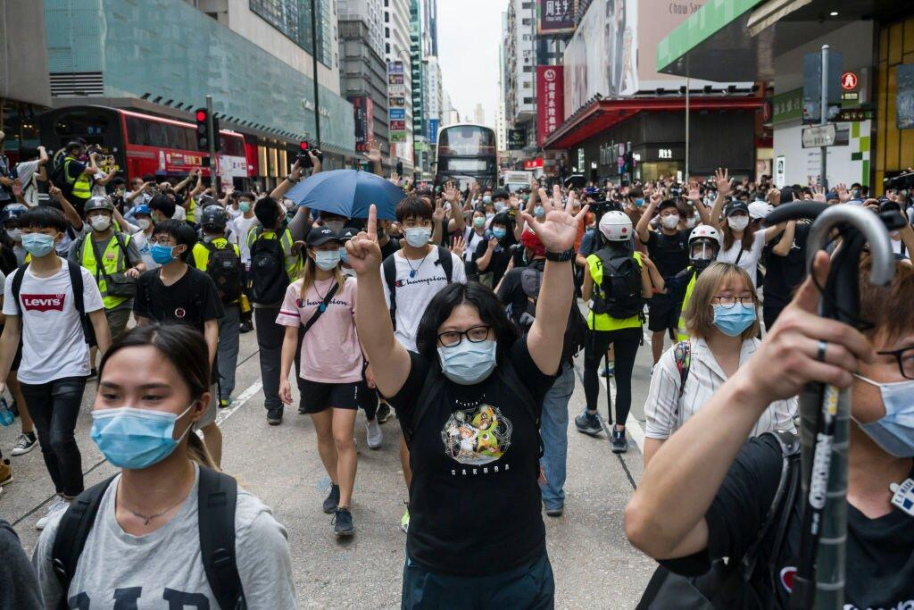 it's a sad result.' mixed feelings in hong kong over u.s. announcement on city's autonomy