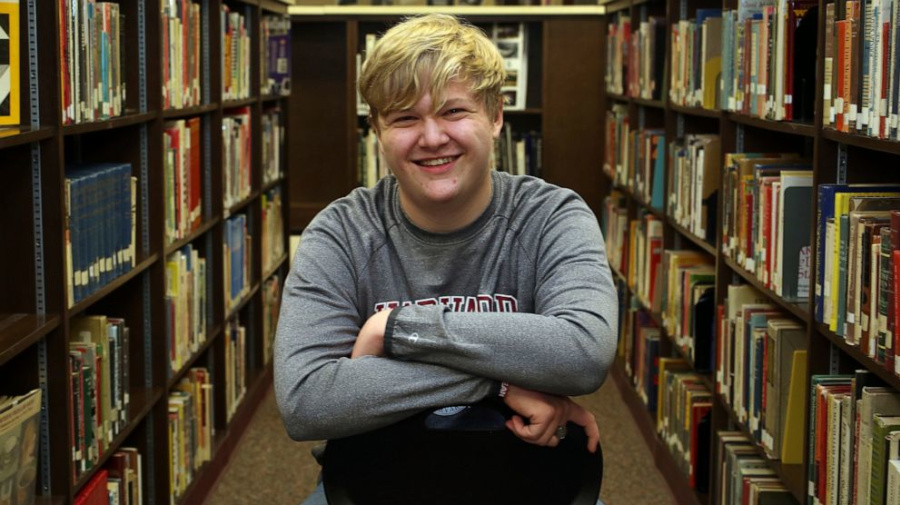 Teen to get Harvard degree days after finishing HS