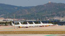 Un avión aterrizó de urgencia en El Prat ante presencia de humo en la cabina