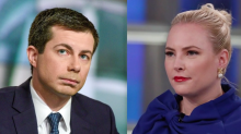 Meghan McCain questions Pete Buttigieg's absence from post-debate spin room: 'You made an unusual choice'