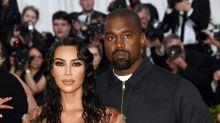 Kim Kardashian's surrogate reportedly goes into labor