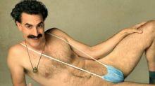 Borat entra en campaña atizando a Donald Trump y Rudy Giuliani