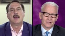 Anderson Cooper Eviscerates MyPillow CEO Mike Lindell Over Potentially Lethal 'Snake Oil' COVID Treatment
