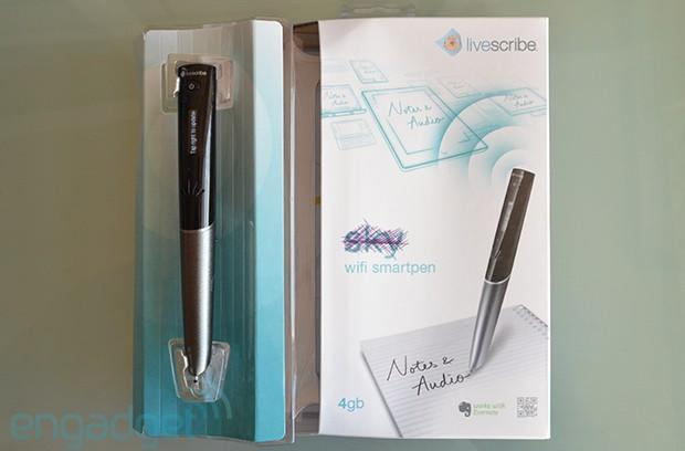 Livescribe renames Sky smartpen after losing trademark dispute with BSkyB