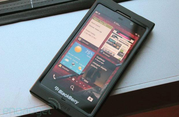 What we know about BlackBerry 10