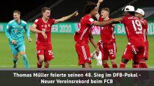 Fakten-Rückschau: FC Bayern gewinnt den DFB-Pokal