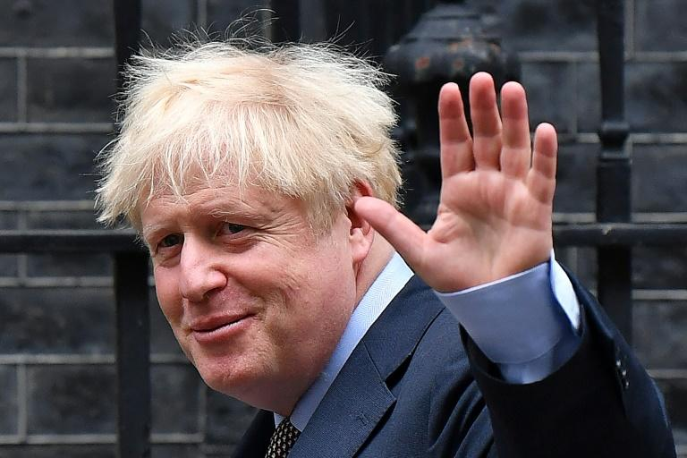 PM Johnson accuses European Union  of threatening United Kingdom  with food blockade