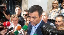 """Sánchez: """"No hay ningún obstáculo real"""" para que PP y Cs se abstengan"""