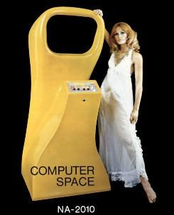 Computer Space turns 40, video games gear up for mid-life crisis