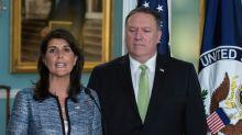 EUA abandona Conselho de Direitos Humanos da ONU