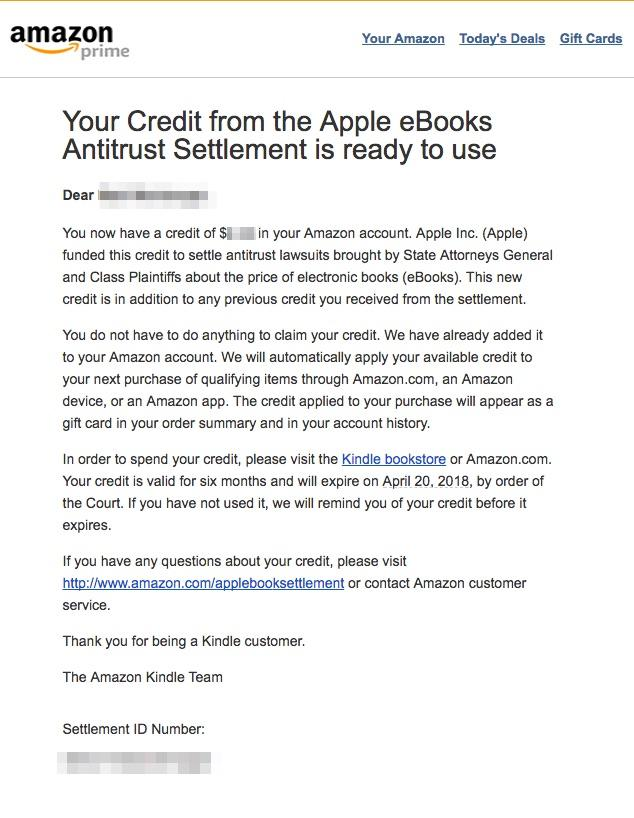 CHECK YOUR EMAIL: Amazon is sending customers even more free