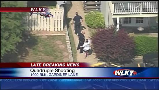 Police confirm 3 dead, 1 critical after shooting on Gardiner Lane