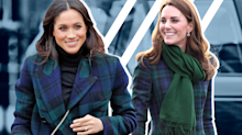 Kate Middleton and Meghan Markle are reviving a '90s grunge staple — and you can, too