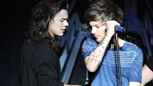 Louis Tomlinson talks fall out of Harry Styles rumours