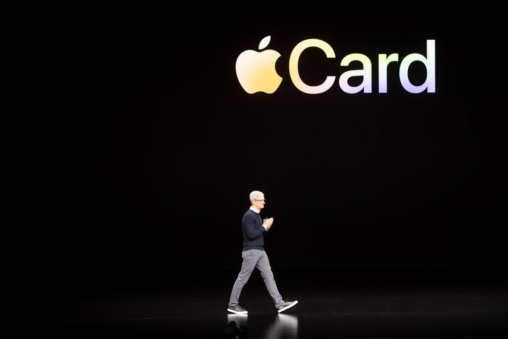 Apple Card faces investigation over sexist credit limit claims
