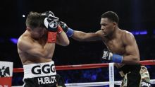 Gennady Golovkin wins narrow decision in back-and-forth slugfest with Daniel Jacobs