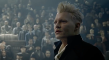 'Fantastic Beasts 2' Trailer: Johnny Depp Is Here to Show 'The Crimes of Grindelwald' Whether You Like It or Not — Watch