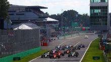 Formel 1 verlängert mit Monza bis 2025