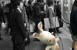 Promotional Consideration: Reasoning with Rabbids