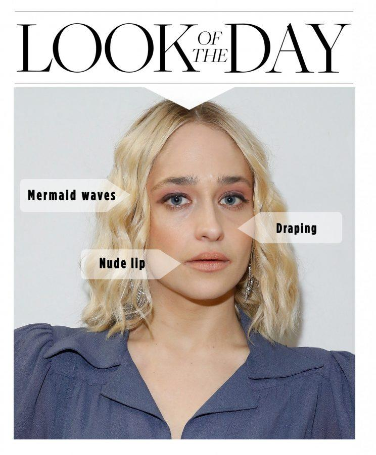 Jemima Kirke Proves You Can Have Mermaid Waves With Short Hair
