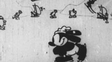 Disney's 'lost' Oswald the Lucky Rabbit movie surfaces in Japan
