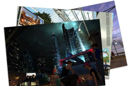Sony redesigns PlayStation Home, makes it the game outside the game