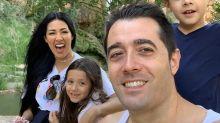 """Simaria curte Valência com a família: """"Cidade do meu marido"""""""