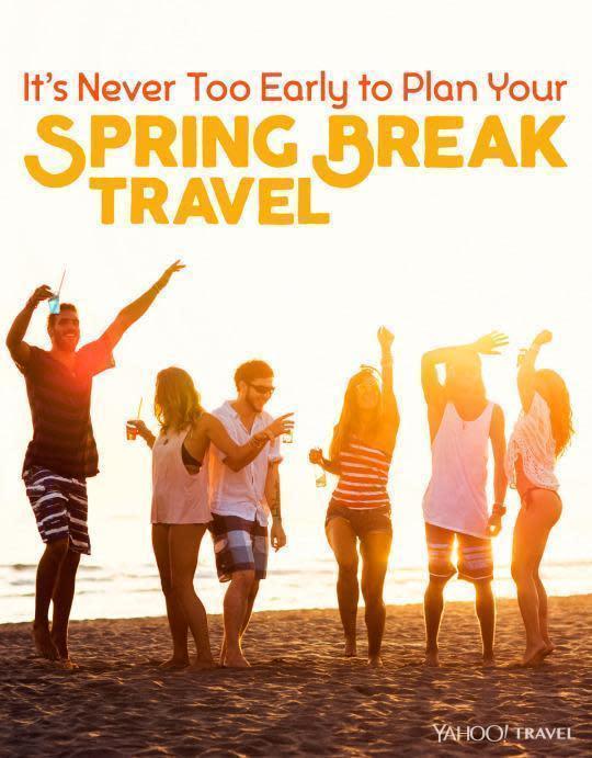 Where can i go for spring break-3718