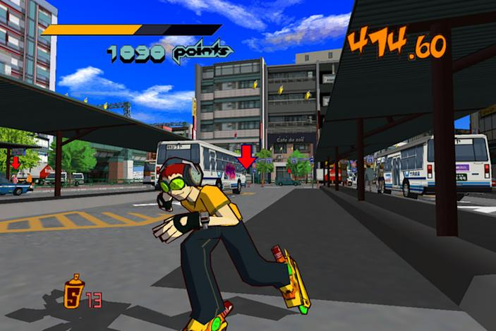 Sega considers reviving classics like 'Crazy Taxi' and 'Jet Set Radio'