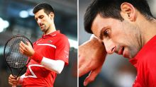 'Show some emotion': Novak Djokovic mystery baffles tennis world