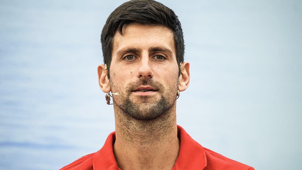 'Pretty meagre': Journalist's brutal takedown of Novak Djokovic