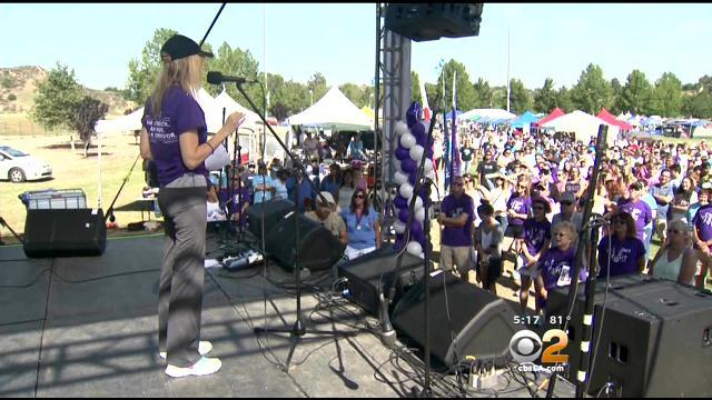 American Cancer Society's Relay For Life Held In Santa Clarita