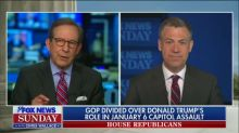 Chris Wallace Confronts GOP Rep: 'Is It a Lie the Election Was Stolen?'