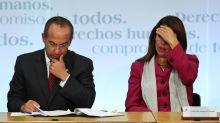 Lo bueno y lo malo del duro golpe al poder y dinero público que querían los Calderón-Zavala
