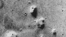 Formas humanas y objetos conocidos: las extrañas imágenes tomadas en Marte por la NASA