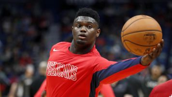 Zion won't be ready for start of NBA season