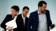 Italy sticks to big-spending budget in high-stakes EU standoff