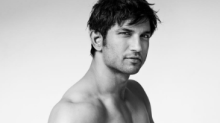 Presenting Sushant Singh Rajput as he bares all for Mario Testino's towel series