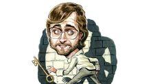 Daniel Radcliffe: ahora hace magia en la cárcel