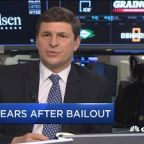 10 years after Bear Stearns' bailout