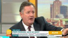 Piers Morgan denies GMB break is linked to transgender backlash