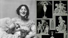 La actriz y modelo de hace un siglo que quedó en el olvido y cuyo rostro se encuentra por todo Nueva York