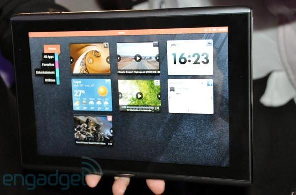 Acer Iconia M500 runs MeeGo on an Atom CPU, coming at the end of this year (hands-on video!)